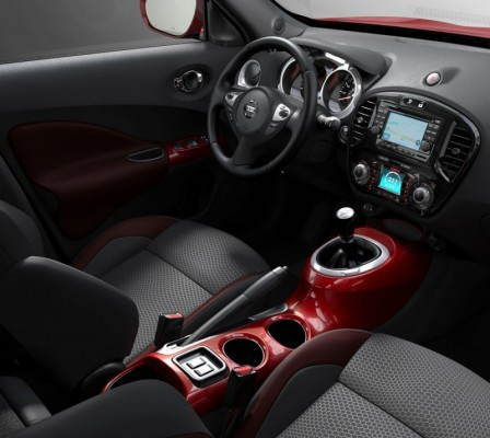 Photo Nissan Juke 35 448x400 Nissan Juke : La suite ...