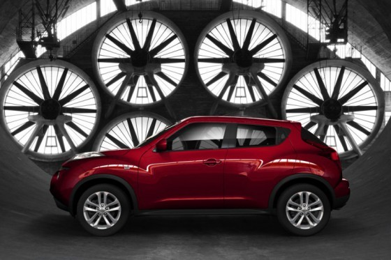 Photo Nissan Juke 5 560x373 Nissan Juke : La suite ...