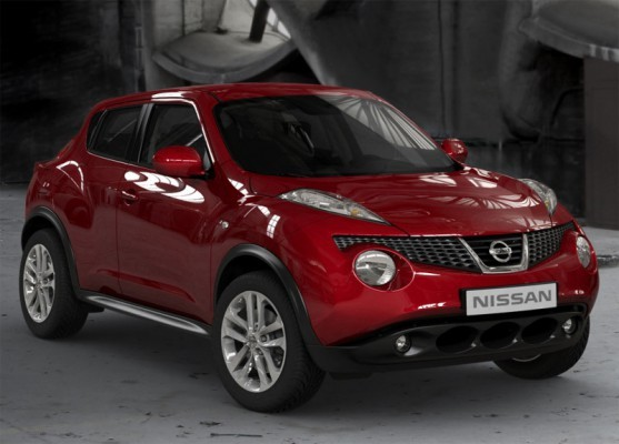 Photo Nissan Juke 557x400 Nissan Juke : La suite ...