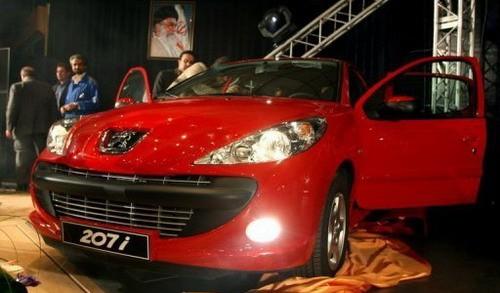 Peugeot 207i -2010- Iran Khodro