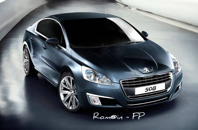 Peugeot 508 Preview