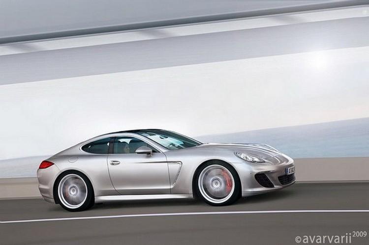 Porsche GT  preview