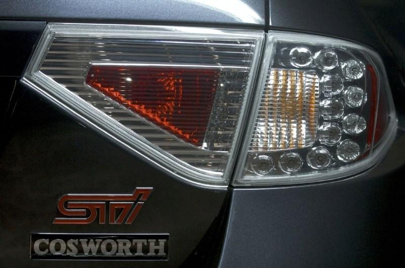 Subaru Impreza STI Cosworth