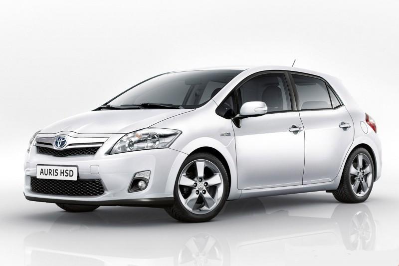 Toyota Auris HSD 2010
