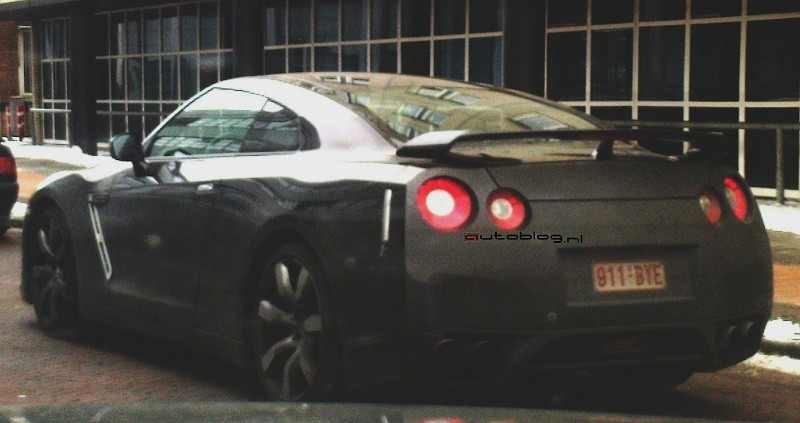 nissan GT-R forever !