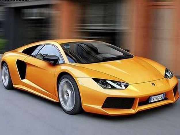 preview Lamborghini Jota 2012 by Bild