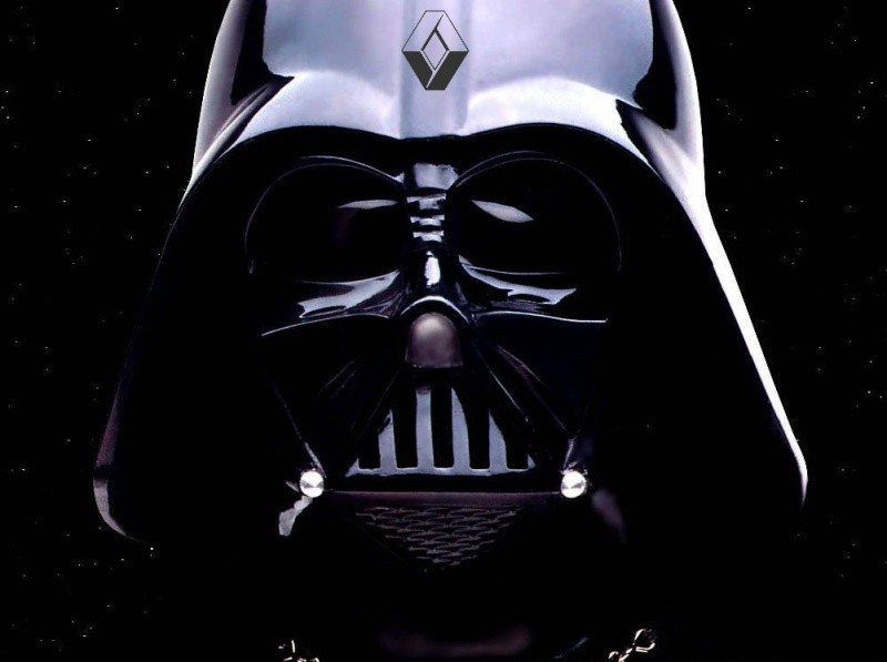 star-wars-dark-vador from renault