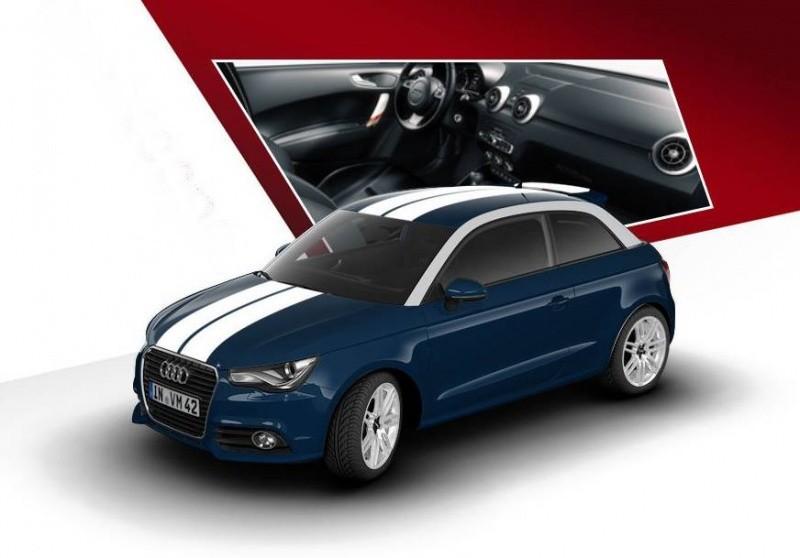 Audi A1 de Frédéric