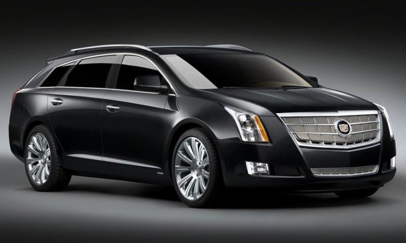 Cadillac XTS SW by T Chin
