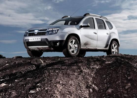 Photo DD.1 556x400 Dacia Duster 2010 : A partir de 11.900€... avec le plein de vidéos et encore plus de photos !