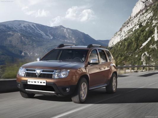 Photo DD.21 533x400 Dacia Duster 2010 : A partir de 11.900€... avec le plein de vidéos et encore plus de photos !