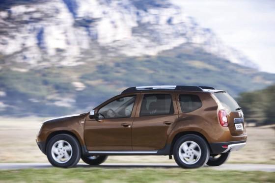 Photo DD.34 560x373 Dacia Duster 2010 : A partir de 11.900€... avec le plein de vidéos et encore plus de photos !