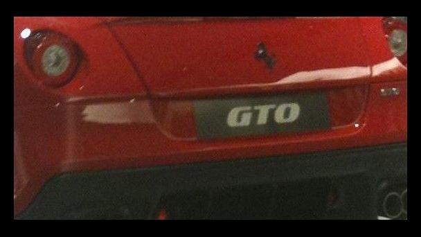 F599 GTO