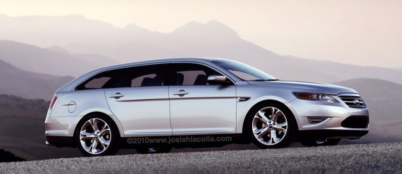 Ford-Taurus-SHO-Wagon-2010-2011