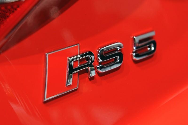 Logo RS5