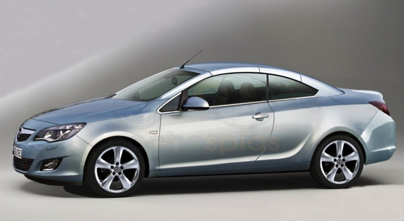 Opel Astra 4 TwinTop