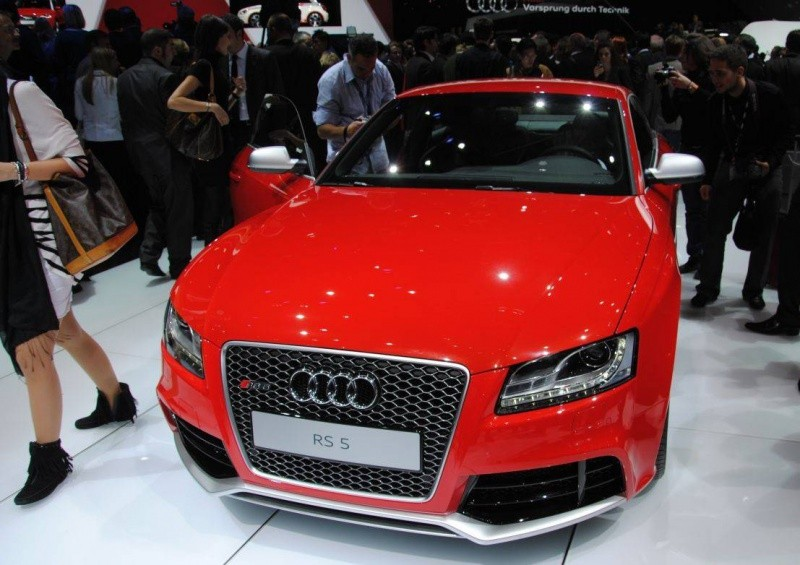 RS5 FRONT GENEVE 2010