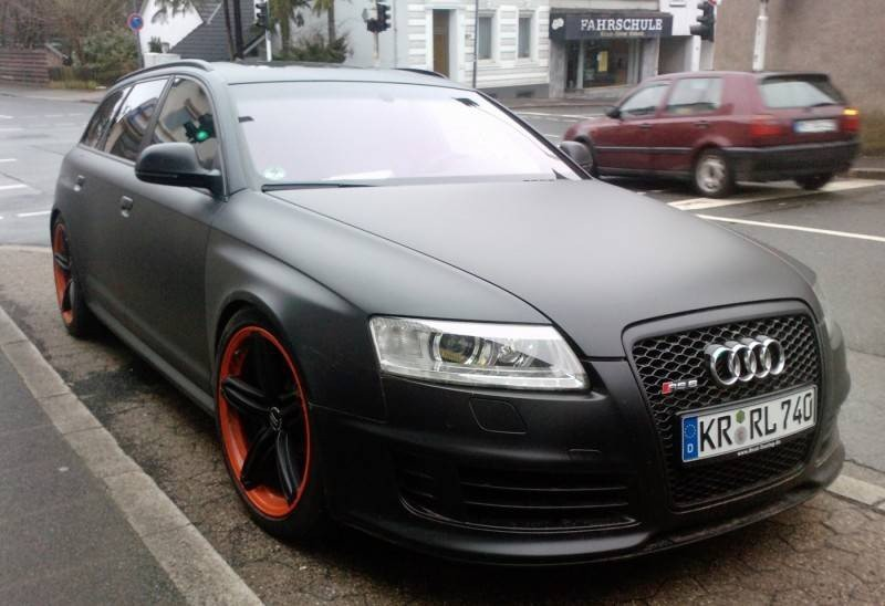 RS6R BY MTM