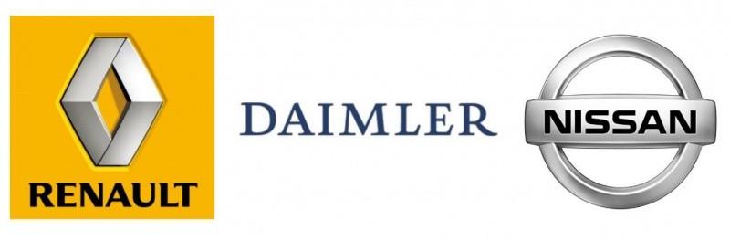 Renault-Daimler-Nissan