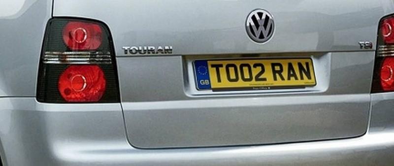 VW Touran 2010-2011