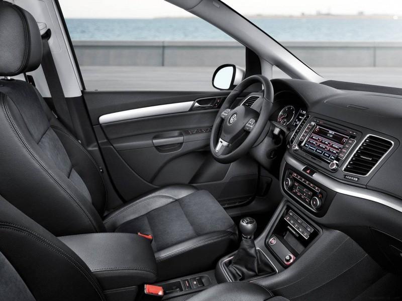 Volkswagen Sharan 2010 : Un Touran qui a pris de l'embonpoint ! - Blog Automobile