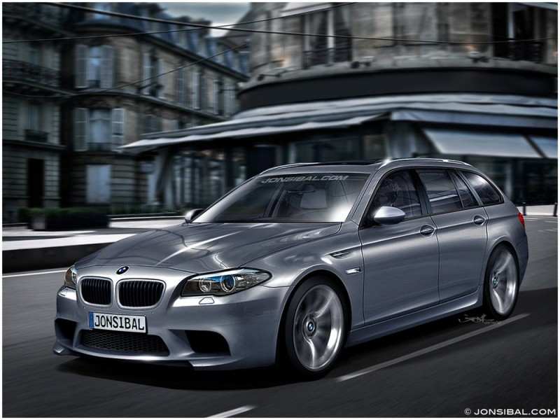 bmw f11 m5 touring by jonsibal
