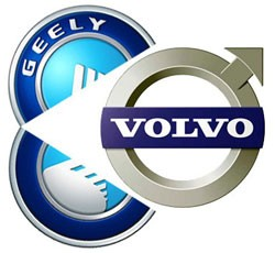 geely eat volvo