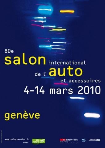 Salon Auto Genève