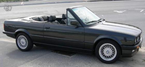 BMW E30 Cabrio 1989