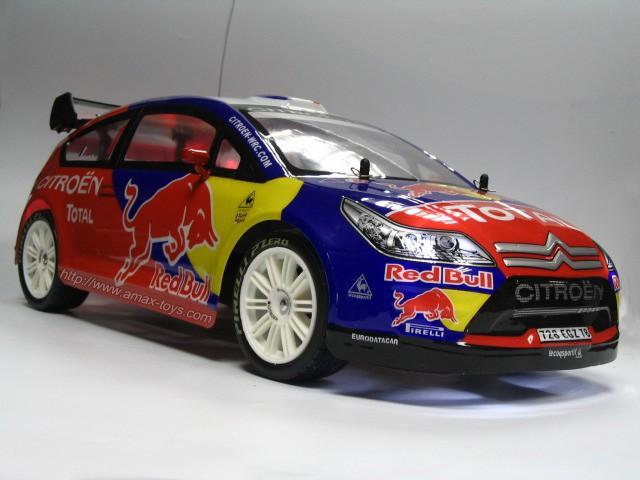 C4 WRC RC