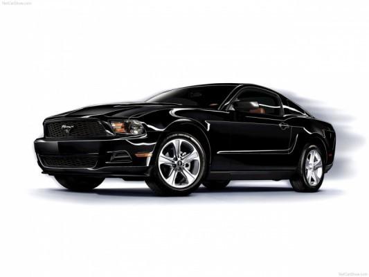 Photo Ford Mustang V6 2011 01 533x400 Ford Mustang : Vers lUnion Européenne en 2014 avec... un V6 D !
