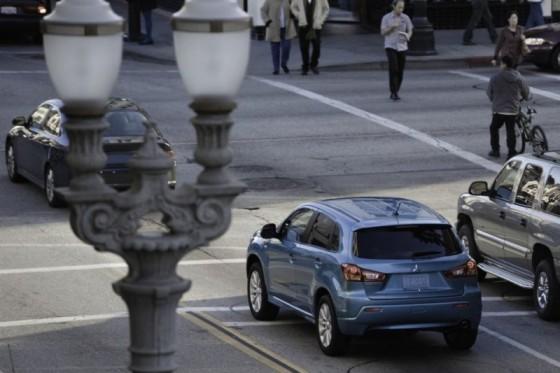 Photo Mitsubishi CUV 4 jpg 960 560x373 PSA Peugeot Citroën : Un SUV compact en 2012
