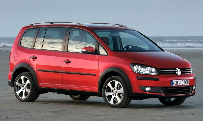 VW Crosstouran by T