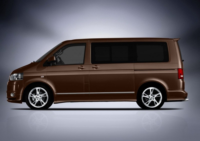 Volkswagen Multivan : La version Abt