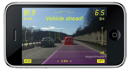 iPhone - Augmented Driving