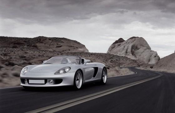 Un p'tit plaisir : Un tour en Porsche Carrera GT  + [ MàJ vidéo ]
