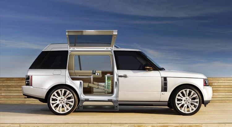 Design q le design et le luxe la fa on britannique for Garage range rover la rochelle