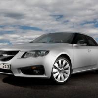 Известны цены на седан Saab 9-3 Aero