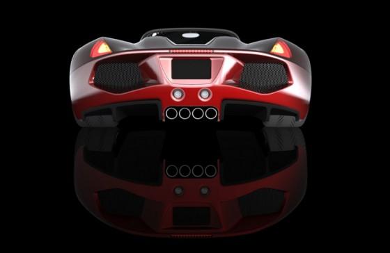 Photo 2011 transtar racing dagger gt supercar 2 560x364 TranStar Racing Dagger GT : Elle veut faire passer la Veyron pour une voiture de coiffeur