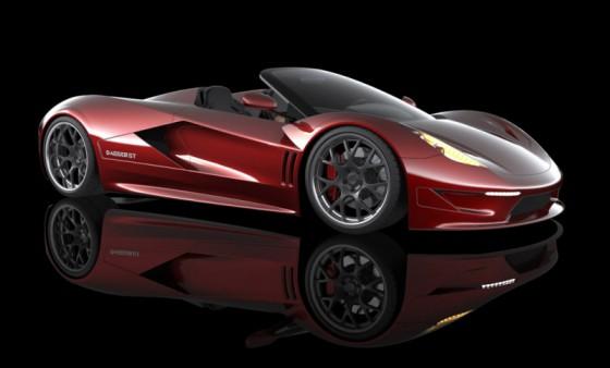Photo 2011 transtar racing dagger gt supercar 5 560x338 TranStar Racing Dagger GT : Elle veut faire passer la Veyron pour une voiture de coiffeur