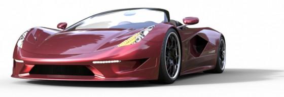 Photo Dagger.14 560x191 TranStar Racing Dagger GT : Elle veut faire passer la Veyron pour une voiture de coiffeur
