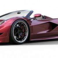 Photo Dagger.4 200x200 TranStar Racing Dagger GT : Elle veut faire passer la Veyron pour une voiture de coiffeur