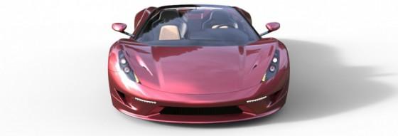 Photo Dagger.6 560x191 TranStar Racing Dagger GT : Elle veut faire passer la Veyron pour une voiture de coiffeur