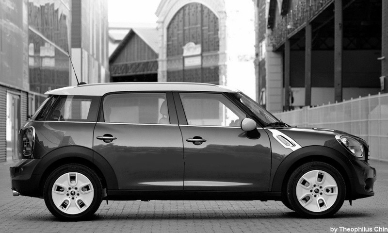 mini apr s la countryman 3 portes la coutryman lwb blog automobile. Black Bedroom Furniture Sets. Home Design Ideas