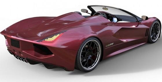 Photo transtar Dagger GT.8 560x284 TranStar Racing Dagger GT : Elle veut faire passer la Veyron pour une voiture de coiffeur