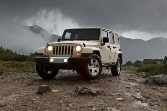 Jeep Wrangler 2011 : Une évolution moteur dévoilée à Paris