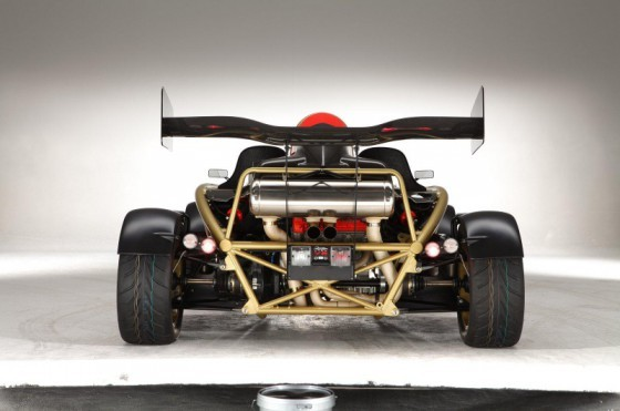 Photo AA7 560x371 Ariel Atom V8 : Dévoreuse de supercar !