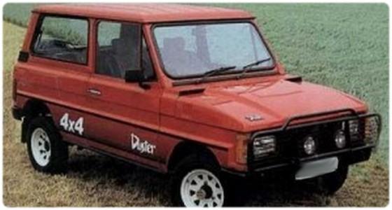 Photo Aro duster 560x300 Aro : La marque pourrait revenir sur la scène automobile