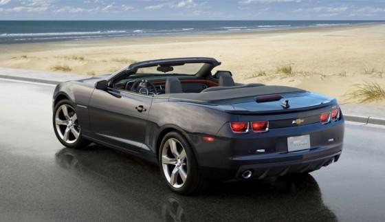 Chevrolet Camaro Cabriolet : Un beau cabrio !
