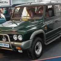 Photo aro 264 suv1 200x200 Aro : La marque pourrait revenir sur la scène automobile